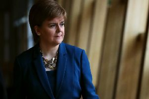 Nicola Sturgeon is facing demands from party supporters from an early indyref2