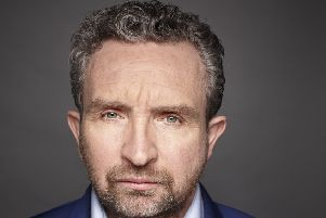 Eddie Marsan is in Deadpool 2, out on Tuesday. Picture: Debra Hurford Brown Grooming by Charlie Duffy at Carol Hayes Management, www.carolhayesmanagement.co.uk