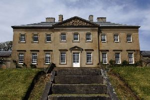 Dumfries House. Picture by JANE BARLOW