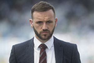Scotland legend James McFadden is facing a court battle. Picture: John Devlin