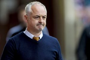 Ray McKinnon is expected to take the reins at Morton. Picture: SNS Group