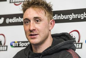 Dougie Fife will head to Houston to join the Scotland squad. Picture: SNS/SRU