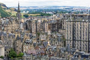 Edinburgh ranked third in the UK in terms of attractiveness for foreign investment