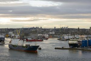Aberdeen is bidding to become a testing ground for 5G technology. Picture: Ian Rutherford