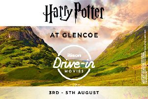 Picture: Itison Drive-in Movies returns this summer with a Harry Potter extravaganza, supplied