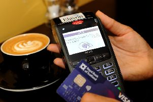 Debit card payments are on the rise