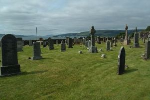 Mull is running out of cemetary space. Picture: Geograph