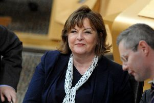 Culture Secretary Fiona Hyslop visits Tokyo this week. Picture: Lisa Ferguson