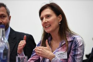 Alison McHugh at the Scotsman Fintech Conference. Pic: John Devlin