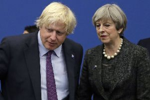Boris Johnson's resignation as Foreign Secretary has increased the pressure on Theresa May (Picture: AP)