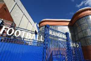 Bosses at Rangers want to sign a new deal with a third party. Picture: SNS