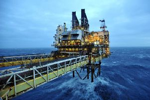 The project intially involved seven fields, four operated by BP and three by Shell, all funnelled through the central processing facility. Picture: Andy Buchanan/PA Wire