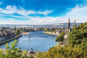 Holiday home owners in Inverness bring in an average of1,778 every month (Photo: Shutterstock)