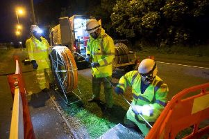 There is political disagreement over the roll-out of broadband. Picture: contributed