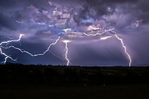 Inverness could see thunderstorms this week (Photo: Shutterstock)