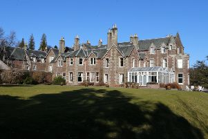 Sir Andy Murray bought Cromlix House, near his hometown of Dunblane, in 2013 for �1.8million
