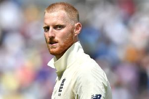 Ben Stokes was added to the England squad for the third Test against India at Trent Bridge after he was cleared of affray on Tuesday. Picture: PA.