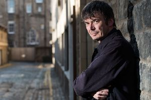 Could Ian Rankin be running low on locations for dastardly deeds? Picture: Ian Georgeson