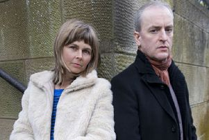 The Vaselines' Eugene Kelly and Frances McKee