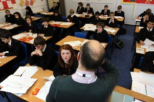Picture: Almost two-thirds of Scots would back the establishment of community schools with no religious observance, according to a new survey. David Davies/PA Wire