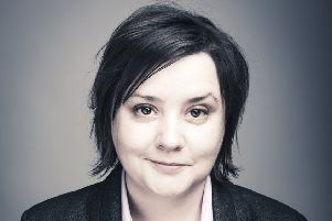 Susan Calman says taking part in the BBC's ballroom dancing competition change her life. Picture: Steve Ullathorne