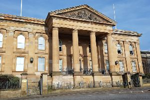 The trial took place at Dundee Sheriff Court