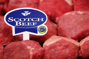 Prime Scotch beef is known around the world as a top-quality product