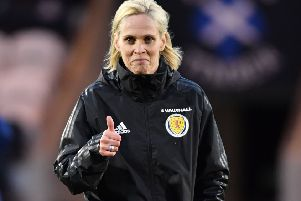 Shelley Kerr's Scotland side take on group leaders Switzerland, with a two-goal home win the ideal scenario for the hosts. Picture: SNS