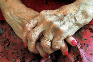 Many cases involving victims suffering from frailty or dementia do not reach the police or courts. Picture: John Stillwell/PA Wire