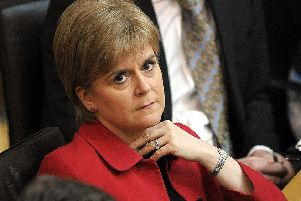 Nicola Sturgeon. Picture: Andy Buchanan/Getty Images
