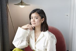 Katie Leung in The Henrietta Hotel , London. Picture: Debra Hurford Brown.