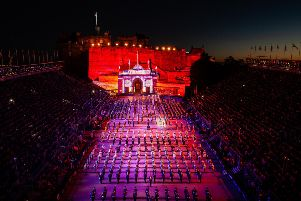 The Royal Edinburgh Military Tattoo enjoyed another sell-out year. Picture: Contributed