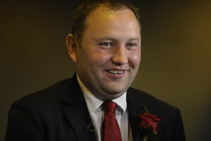The Edinburgh South constituency held by Labour MP Ian Murray will still be split in half. Picture: TSPL