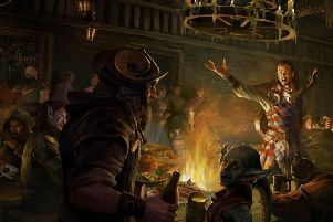 More than 30 Gaelic songs feature on the soundtrack of new video game Bard's Tale IV: Barrows Deep