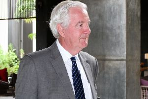 Sir Craig Reedie ahead of the WADA executive meeting. Picture:  Rassin Vannier / AFP/Getty