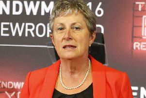 Gisela Stuart, who chaired the Vote Leave campaign, does not fit the Brexiteer stereotype. Picture: Getty