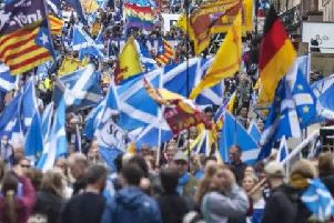The 'biggest indy rally yet'had been facing a crisis over location after being denied access to an Edinburgh park.