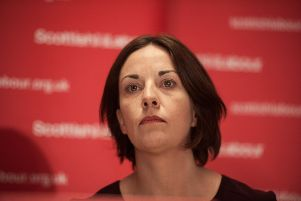 Kezia Dugdale says she fears for her livelihood as if she is declared bankrupt she will not be able to continue to be an MSP.