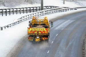 Parts of northern Scotland could see snow later this week