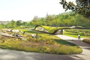 Up to 200 events a year are proposed to be held in West Princes Street Gardens.