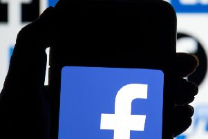 Facebook announced the hacking on Friday. Picture: Dominic Lipinski/PA Wire