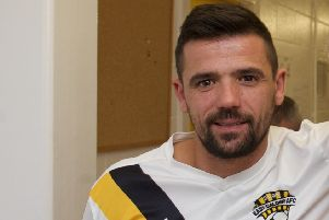 Nacho Novo at a charity match in 2015. The driving charge was dropped against the Rangers legend. Picture: TSPL/Joey Kelly.