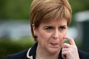 Nicola Sturgeon faces some tough decisions that could be crucial to the cause of independence (Picture: John Devlin)