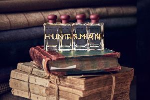 The Jo Malone Huntsman collection is the first ever range for men.