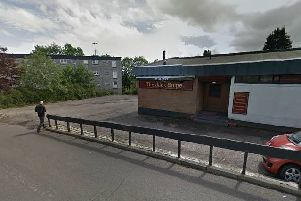 Police say the incident happened as the man was sitting outside the Jack Snipe Pub. Picture: Google