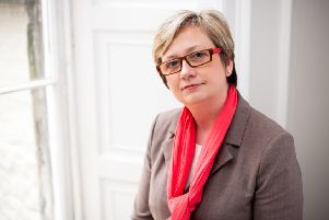 Joanna Cherry claims a 'democractic event' is enough to push for independence. Picture: Contributed
