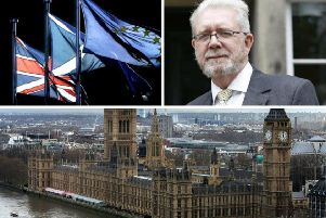 Mike Russell warned against 'creating barriers in our minds' about the prospect of giving Scots a repeat of the 2014 vote on leaving the UK amid growing concerns of a 'No Deal' Brexi