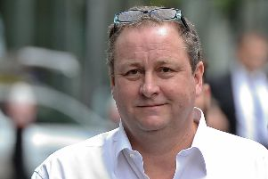 Rangers are once again fighting Mike Ashley and Sports Direct. Picture: AFP/Getty