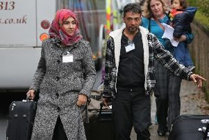 The project said it will work with the Scottish Refugee Council and community groups to develop their capacity to welcome and support families. Picture: Getty