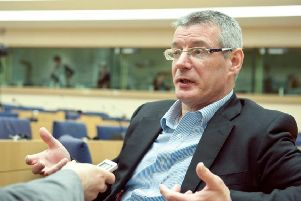 David Martin is the United Kingdom's longest serving MEP. Picture: Contributed